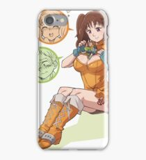 7 Deadly sins  iPhone Case/Skin