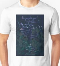 """Conquest of the Useless"" by Werner Herzog (v. 11) Unisex T-Shirt"