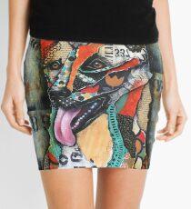 German Shepherd Mini Skirt