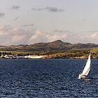 Islay: Sailing with Laphroaig by Kasia-D