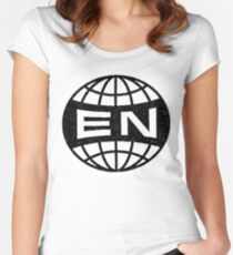 Everything Now Women's Fitted Scoop T-Shirt