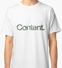 Content.Sakura Classic T-Shirt