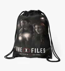 The X-files Poster s11 n°2 Drawstring Bag