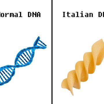 Italian DNA by tolsoe