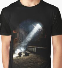 Shedding Light on the Past Graphic T-Shirt