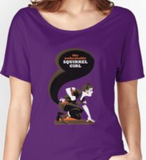 Unbeatable Squirrel Girl 3 Women's Relaxed Fit T-Shirt