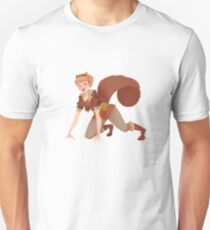 Unbeatable Squirrel Girl 5 Unisex T-Shirt