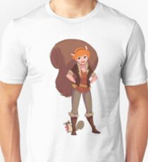 Unbeatable Squirrel Girl 6 Unisex T-Shirt
