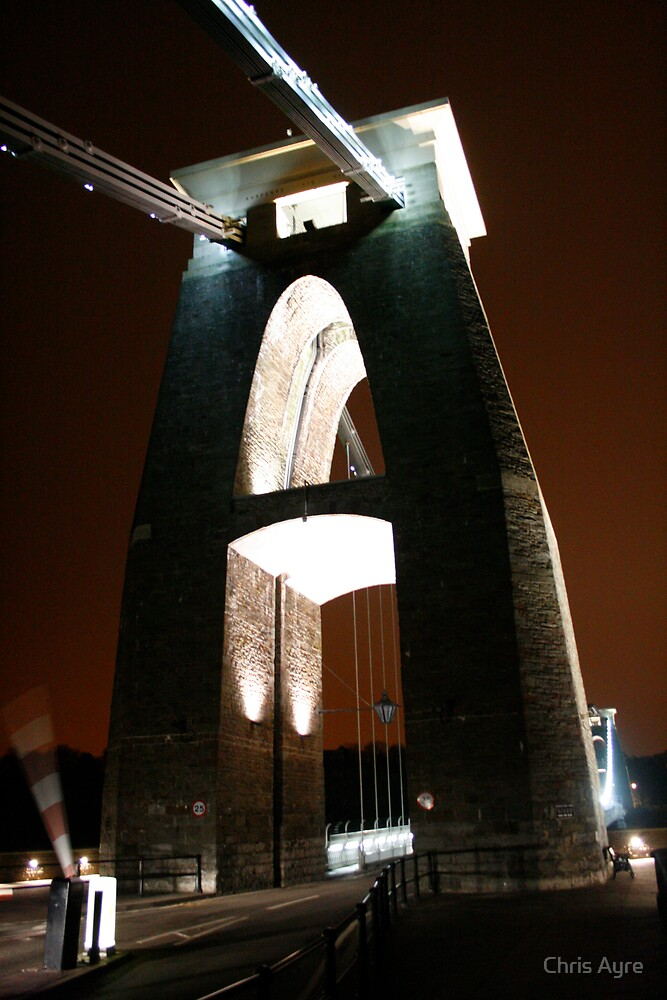 Clifton Suspension Bridge by Chris Ayre