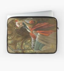 The Elf King throned Laptop Sleeve