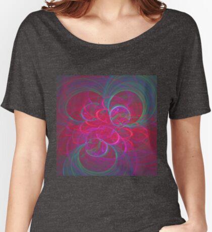 Orbital fractals Relaxed Fit T-Shirt