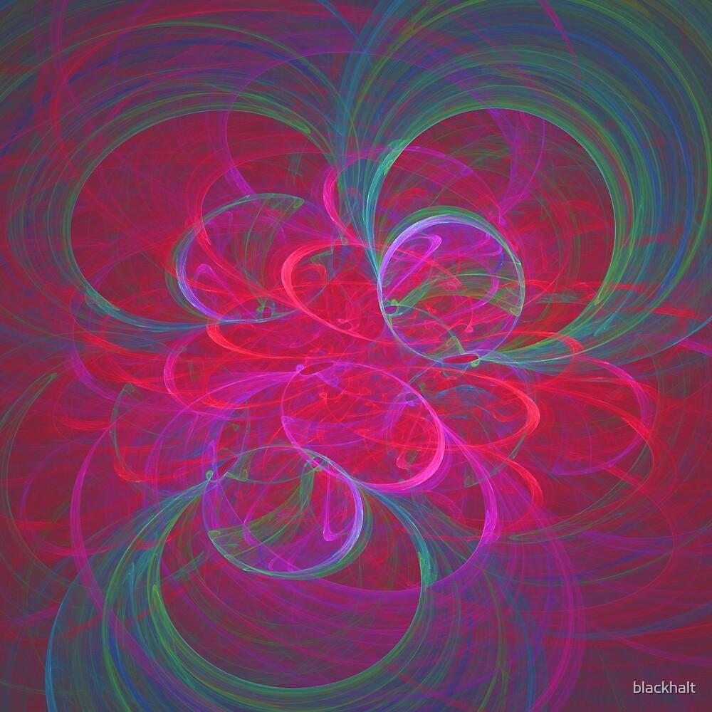 Orbital fractals by blackhalt