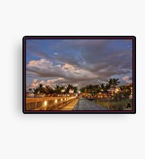 Welcome to St. Pete Beach Canvas Print