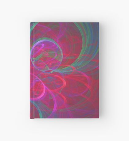 Orbital fractals Hardcover Journal