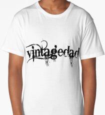 Vintage Dad Long T-Shirt