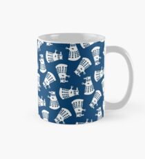 Doctor Who Dalek Pattern Mug
