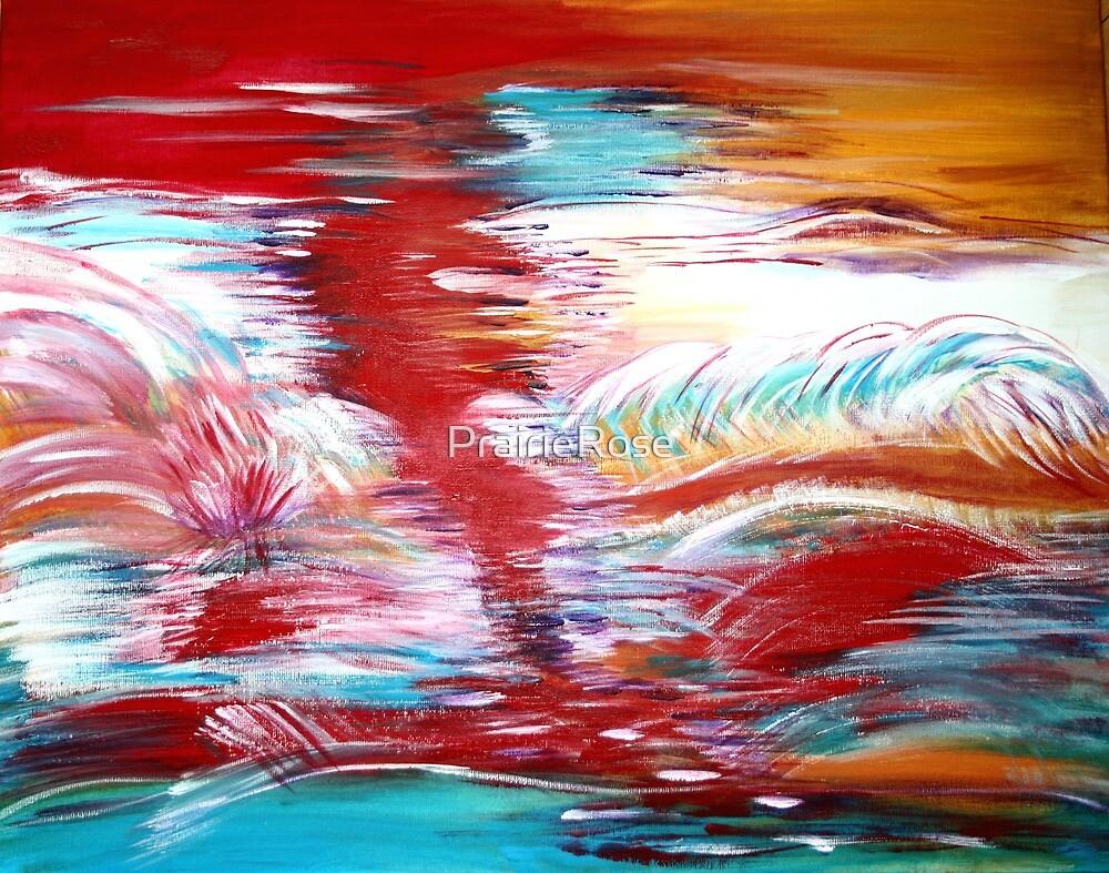 Turbulence by PrairieRose
