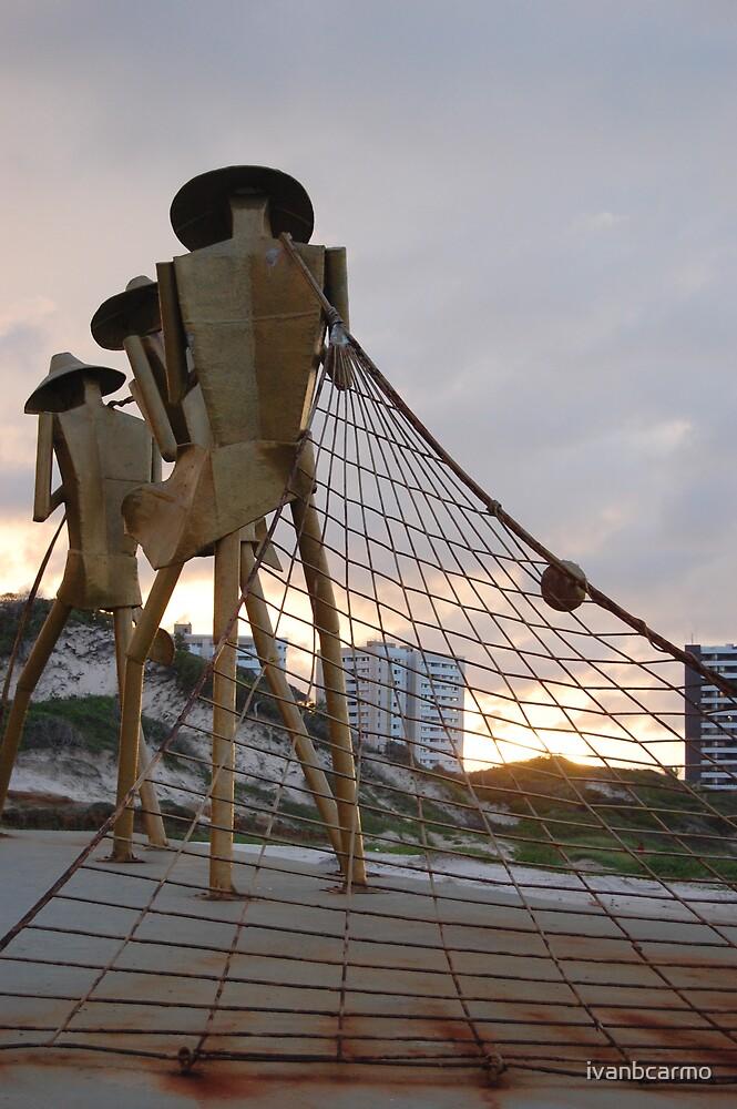 Fisherman  Tribute.  by ivanbcarmo