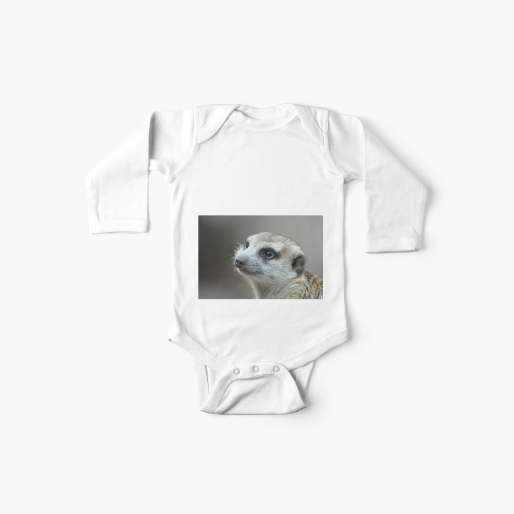 Erdmännchen Baby Body