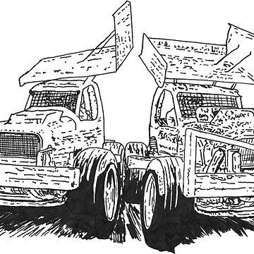 BriSCA Heritage Racing by stoopidstu