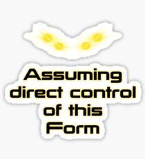 Control! Sticker