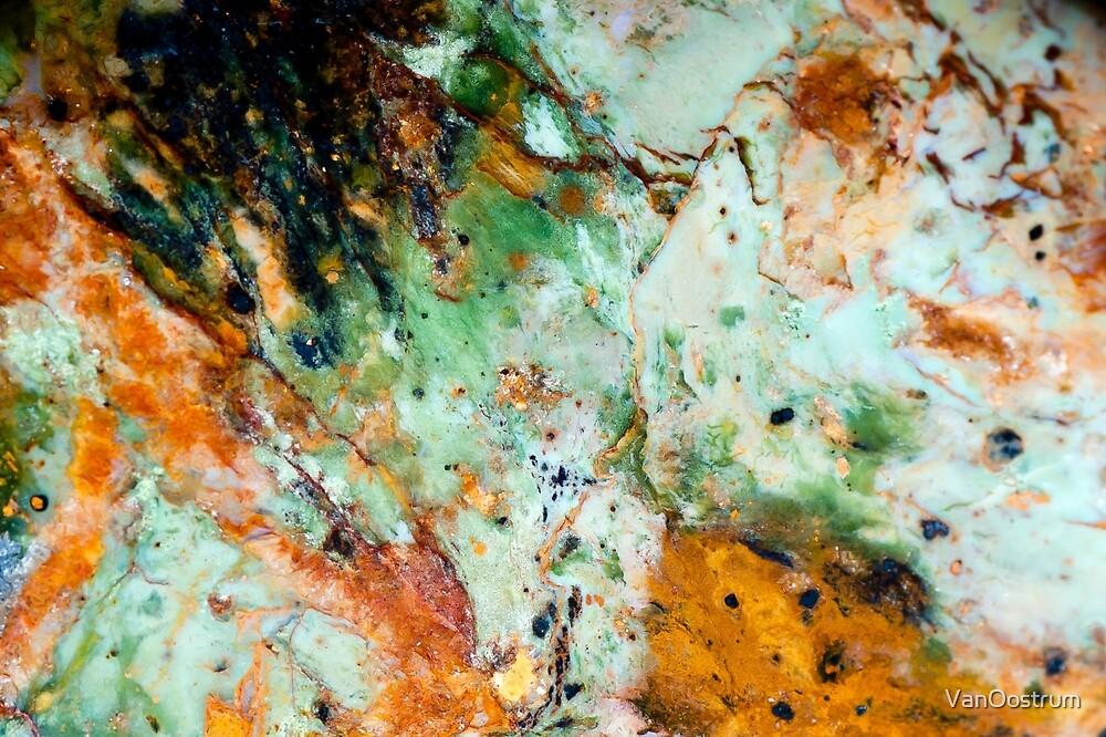Green Opal Gem by VanOostrum