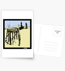 Mamaroneck Bay Postcards