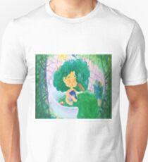 Healing Earth Ocean Child Unisex T-Shirt