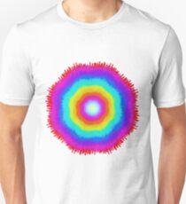 Bunt und Rund ... Unisex T-Shirt
