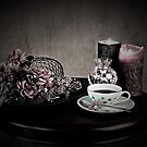 Time for Tea 2nd Rendition by Sherry Hallemeier