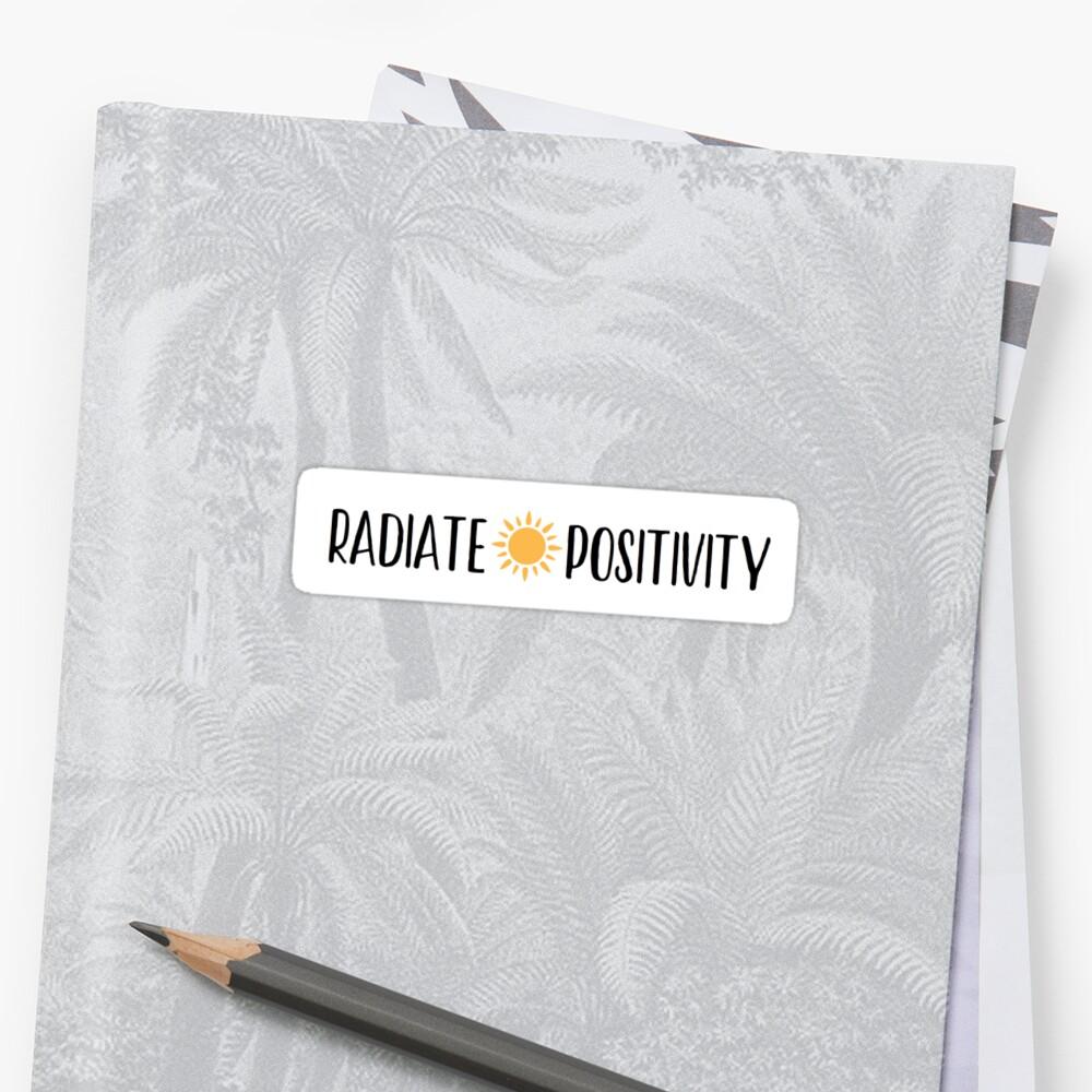 «irradia positividad» de c. elizabeth