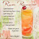 Cocktail Quartet Rum Runner  by mindydidit