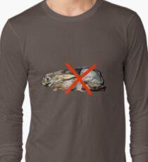 NO RABBIT BUNNY  Long Sleeve T-Shirt