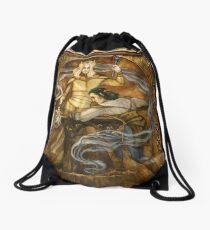 Annatar and the craft of ring-making Drawstring Bag