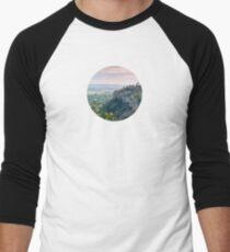 Montana  Men's Baseball ¾ T-Shirt