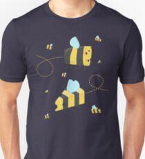 Bumble Cheese (white) Unisex T-Shirt