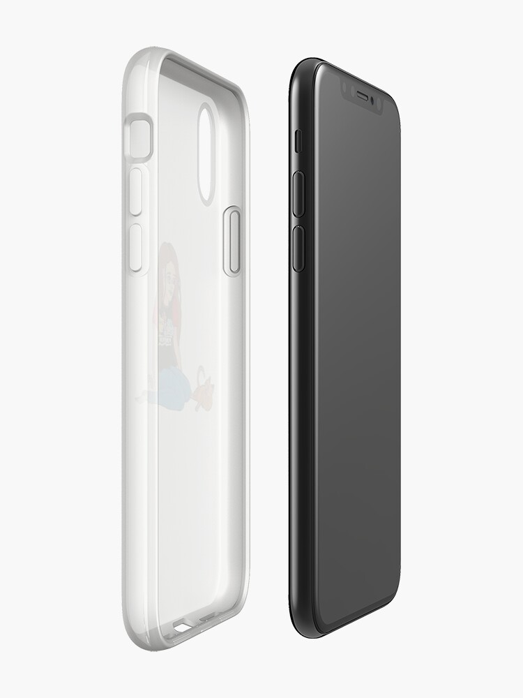 Vista alternativa de Funda y vinilo para iPhone Corona