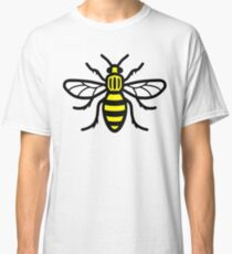 Manchester Bee - High Quality Classic T-Shirt