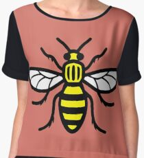 Manchester Bee - High Quality Women's Chiffon Top