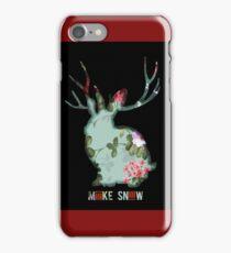 Miiike Snow Rabbit iPhone Case/Skin