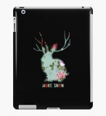Miiike Snow Rabbit iPad Case/Skin
