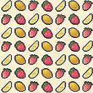Lemon and Strawberry by FishAndFridays