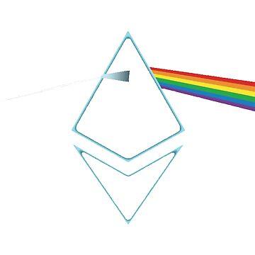 Ethereum Prism by UNTITLEDbrasil