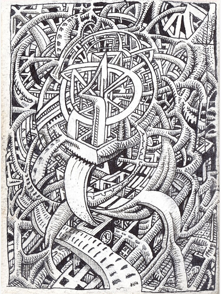 The Clocktower by Brian Benson by backbrain