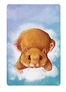 Never Just a Hamster by Lacey  Ewald