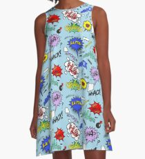 Original - Super Pattern A-Line Dress