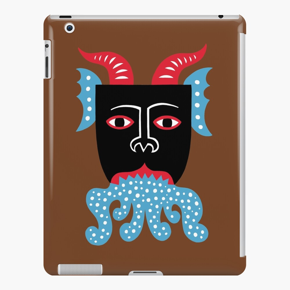 Monsters are sick iPad Case & Skin