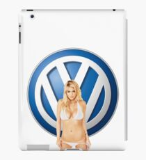 Kate VW iPad Case/Skin