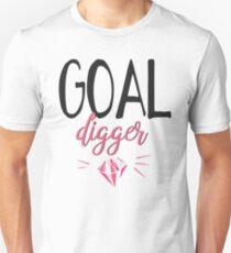 Goal Digger Unisex T-Shirt