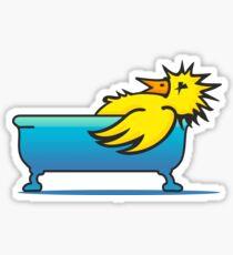Tweet like Marat VRS2 Sticker